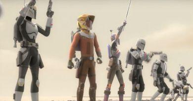 """Review: Star Wars Rebels """"Heroes Of Mandalore"""""""