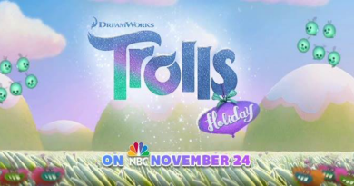 'DREAMWORKS TROLLS HOLIDAY' Headed To NBC Primetime