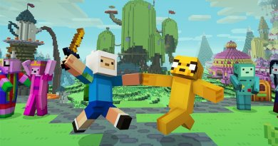 "Cartoon Network Dates ""Adventure Time"" X Minecraft Episode For Premiere"