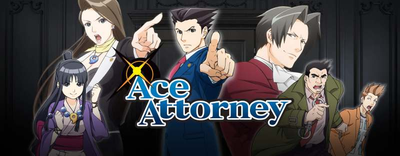 ace attorney anime opening 1