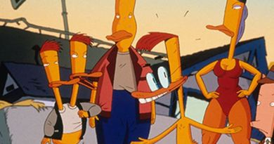 """""""Duckman"""" Being Re-Released On DVD"""
