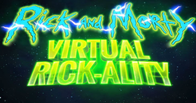 Rick and Morty: Virtual Rick-ality Coming To PS VR