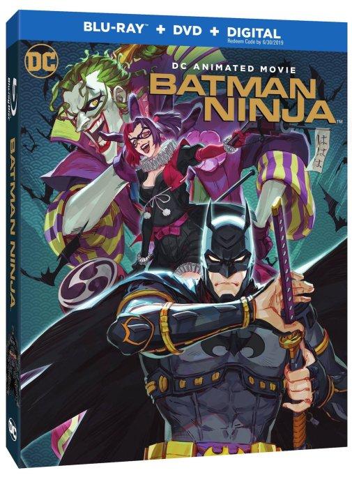 Batman Ninja BD 3D