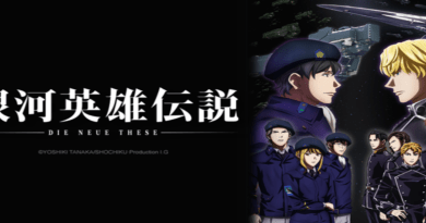 "English Dub Review: Legend of the Galactic Heroes: Die Neue These""Birth of the 13th Fleet"""