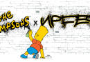 """The Simpsons"" Will Invade ""Upfest 2018"""