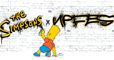 """""""The Simpsons"""" Will Invade """"Upfest 2018"""""""