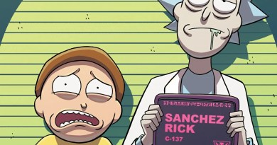Comic Review: Rick and Morty #39