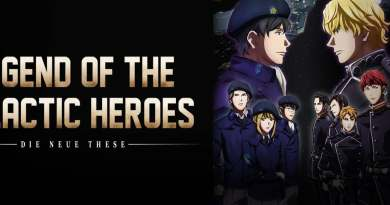 """English Dub Review: Legend of the Galactic Heroes: Die Neue These """"The Verge of Death""""(Part 2)"""