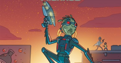 Comic Review: Rick and Morty Presents: Krombopulos Michael