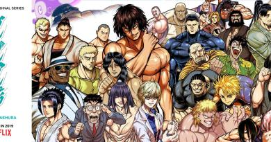 Second Half of Kengan Ashura Gets Start Date for Netflix