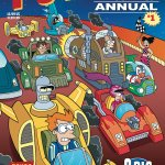 Comic Review: Futurama Comics Annual #1