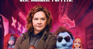 In Theaters 8/24/18: The Happytime Murders