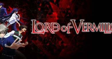 """English Dub Review: Lord of Vermillion: The Crimson King """"The World Is Vast and Infinite"""""""