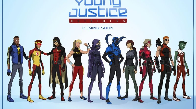 Review: Young Justice: Outsiders Eps 24-26 (Season Finale