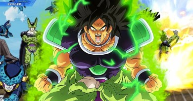 """""""Dragon Ball Super: Broly"""" English Dub Gets US Theatrical Release Date"""