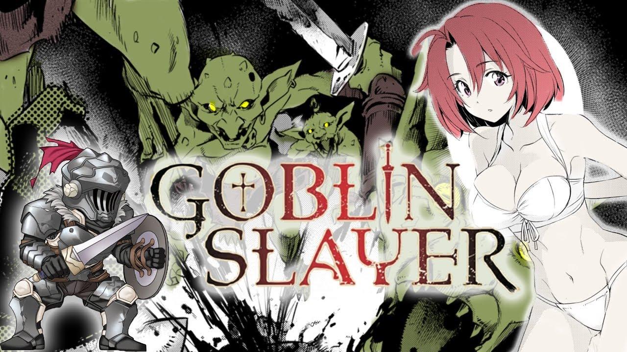 English dub season review goblin slayer season one bubbleblabber