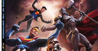 """Cover Art And Additional Info Released For """"Reign of the Supermen"""""""