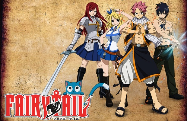English Dub Review: Fairy Tail
