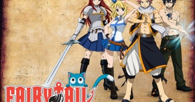 "English Dub Review: Fairy Tail ""Not Until the Battle is Over"""