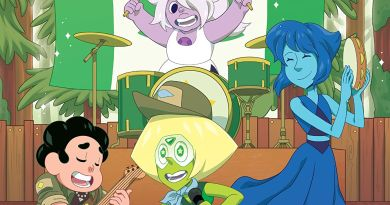 Comics Review: Steven Universe #21