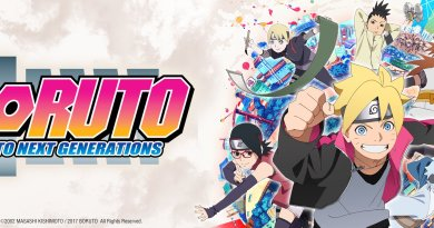 """English Dub Review: Boruto: Naruto Next Generations """"The Ghost Incident: The Investigation Begins"""""""