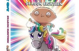 DVD Review: Family Guy Season 16