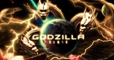 English Dub Review: Godzilla The Planet Eater