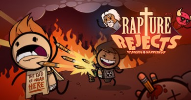 """Cyanide & Happiness Drop New Battle Royale Game """"Rapture Rejects"""""""
