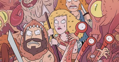 Comic Review: Rick and Morty #45