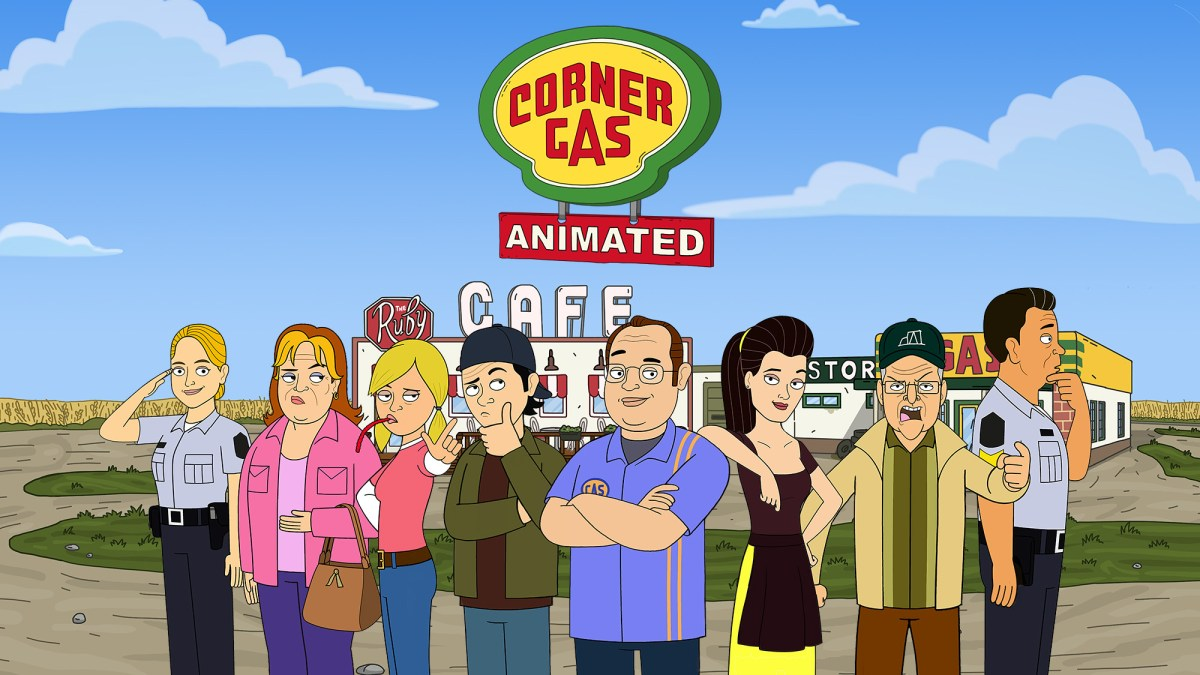 """Review: Corner Gas Animated """"Sound and Fury"""""""