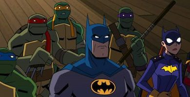 """Batman vs Teenage Mutant Ninja Turtles"" Gets Home Release Date"