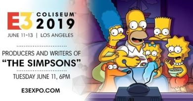 "Producers & Writers For ""The Simpsons"" Headed to E3"