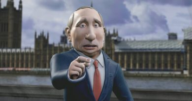"UK: BBC Announces ""Tonight with Vladmir Putin"" With A CG-Animated ""Vladmir"" As The Star"