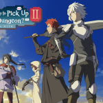 "English Dub Review: Is It Wrong to Pick Up Girls In a Dungeon II ""War Game"""