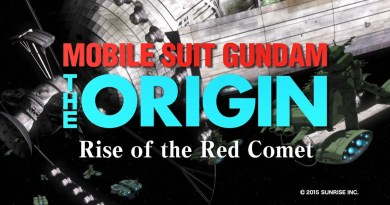 """English Dub Review: Mobile Suit Gundam the Origin: Advent of the Red Comet """"Edouard and Sayla"""""""