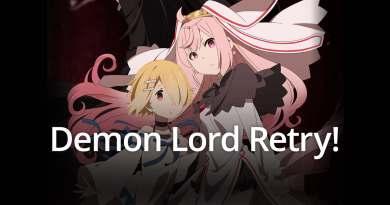 """English Dub Review: Demon Lord, Retry! """"Madam Roars"""""""