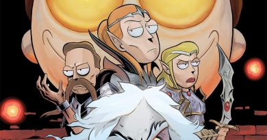 Comic Review: Rick and Morty vs Dungeons and Dragons Chapter II: Painscape #1