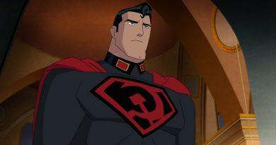 """DC Animated Issues First-Look At """"Superman: Red Son"""""""
