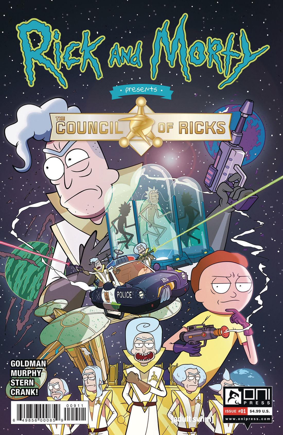Rick and Morty Star in Pringles Creepy Meta Super Bowl Ad
