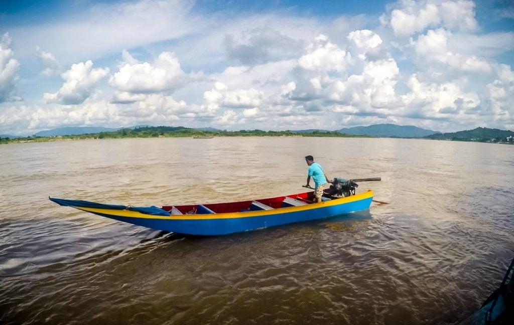 Mekong River Chiang Rai | Thailand | Honeymoon Chiang Rai | Bubbly Moments