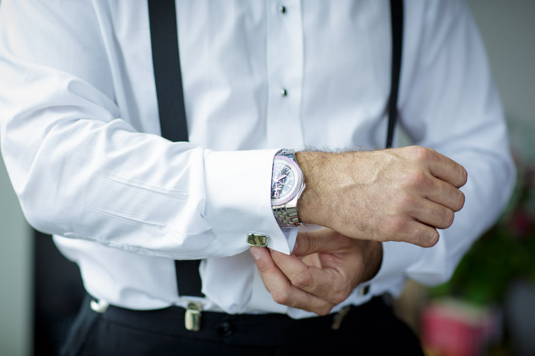 Groom Style   Getting Ready   Chicago Wedding   Cafe Brauer Wedding   Bubbly Moments