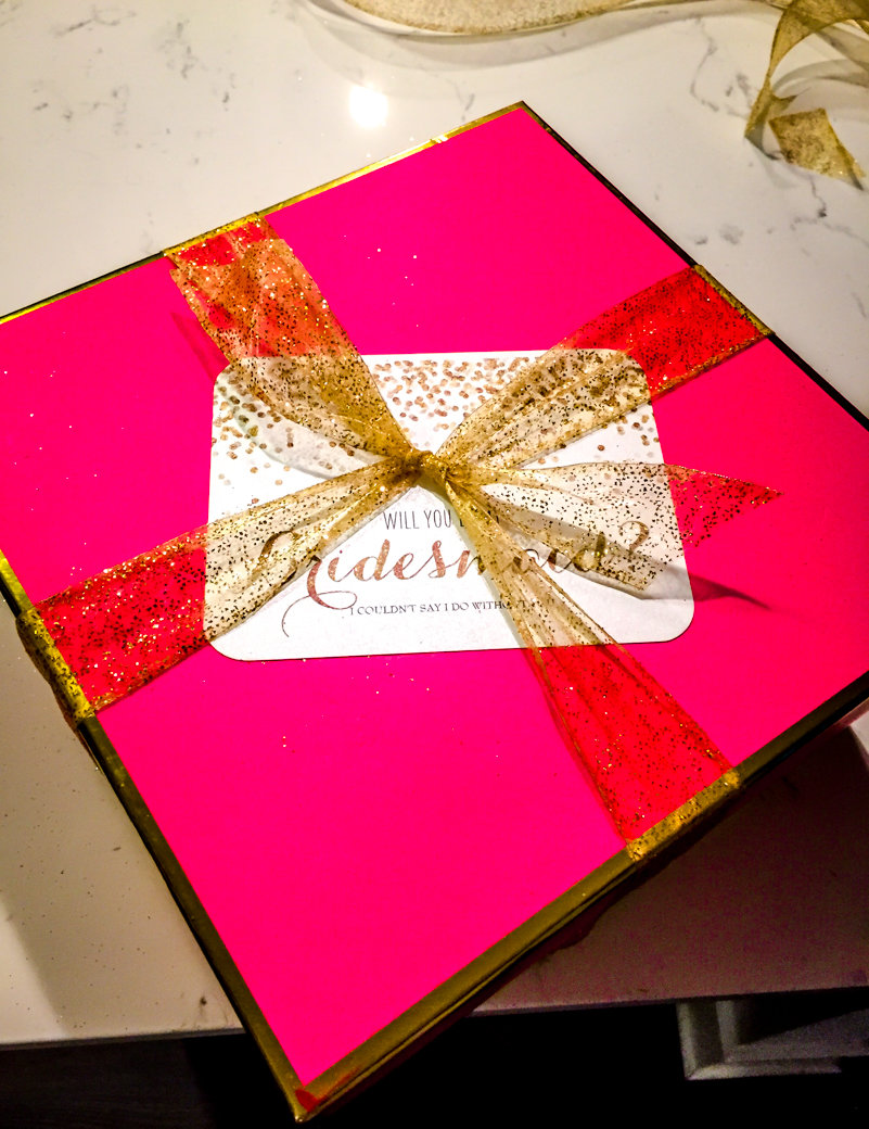 Bridesmaids Gifts | Maid of Honor Gift | Chicago Wedding | Bridal Party Gifts | Bubbly Moments