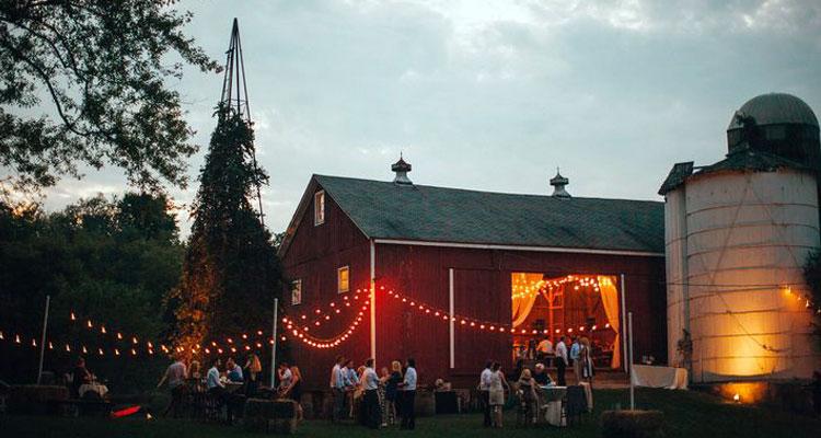 Barn at Wagon Wheel Farm, Burlington, WI