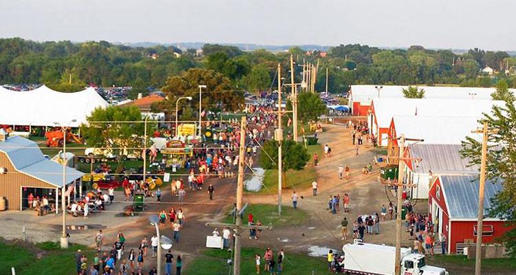 Racine County Fairgrounds, Union Grove, WI