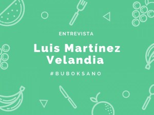 COLOMBIA, cocina, tradición i cultura: Entrevista a Luis Martinez
