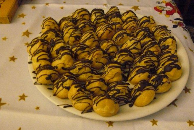 Retete Culinare - Aluat de  choux à la crème sau ecler (pas cu pas)