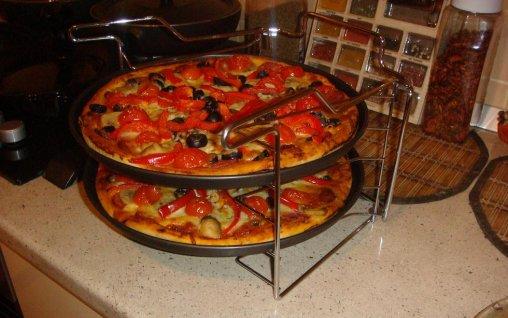 Retete Culinare - Pizza de casa