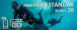 STANDARD Immersion - Bonus 20