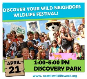 Seattle Wildlife Festival