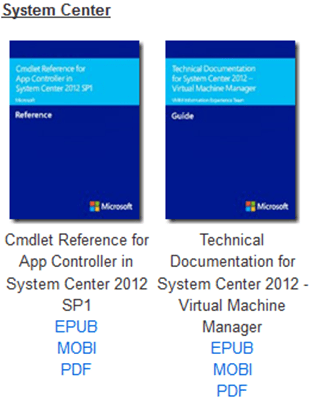 Free System Center e-books | Buchatech com